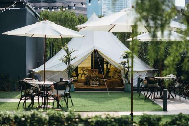 Event Space KL at Star Boulevard KLCC - Castra Glamping by Colony